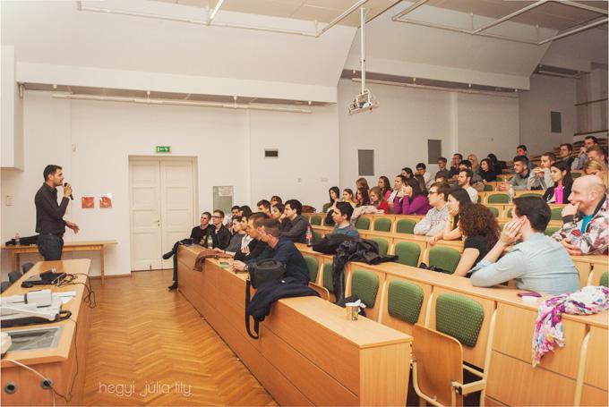 Entrepreneurship Club of Pécs motivációs előadás